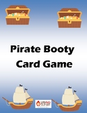 Pirate Booty Card Game
