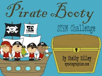 Pirate Booty STEM Challenge