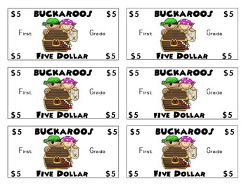 Pirate Bucks-BUCKAROOS