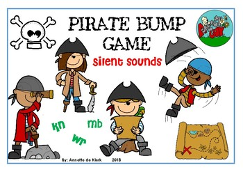 Pirate Bump Game Silent Letters
