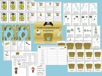 ARGH Bundle: Prepositions, Category, Multisyllabic, Idioms
