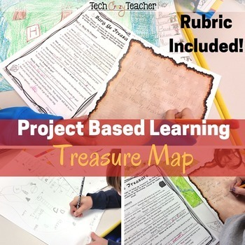 Project Based Learning with STEM: Pirates Bundle