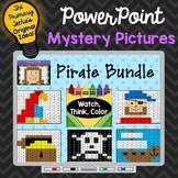 Pirate Bundle Watch, Think, Color Games - EXPANDING BUNDLE