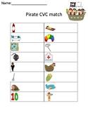 Pirate CVC Match