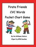 Pirate CVC Pocket Chart Center