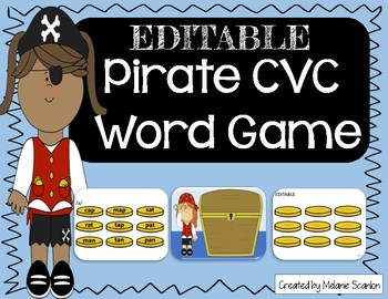 Pirate Reading Game