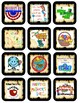 Pirate Calendar Set