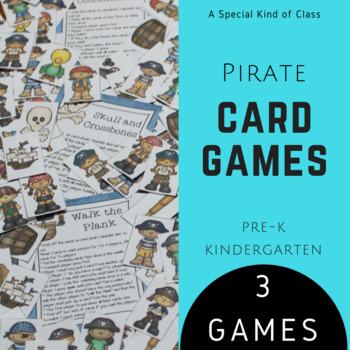 Pirate Card Games