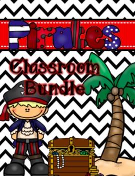 Pirate Classroom Bundle