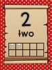 Pirate Classroom Numbers
