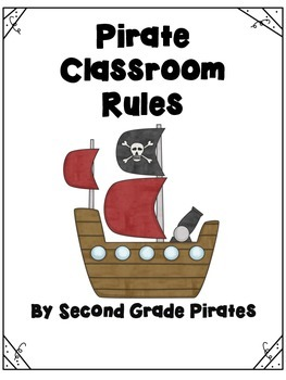 Pirate Classroom Rules