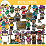 Kids Pirate Theme Clip Art