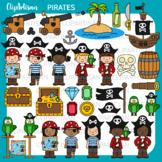 Pirate Treasure Clip Art