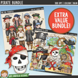 Pirate Clip Art Bundle