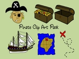 Pirate Clip Art Pack