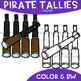 Pirate Clip Art -Pirate Telescope Tally Marks {jen hart Clip Art}