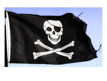 Pirate Clip Art and Templates