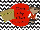 Pirate Clip Chart