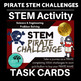 Pirate Coding and STEM activities BUNDLE