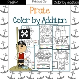 Pirate color by code {addition}