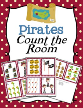 Pirate Count the Room