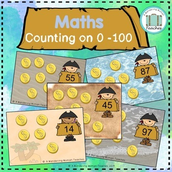 Pirate Counting on Maths Centre
