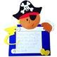 Pirate Craft Activity