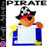Pirate Craft Activity