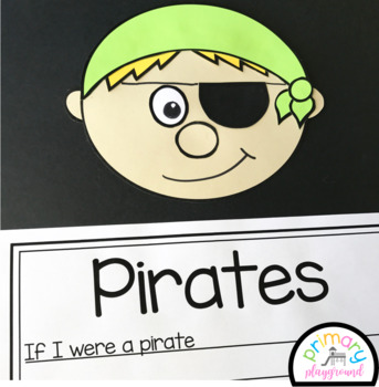 Pirate Craft With Writing Prompts/Pages