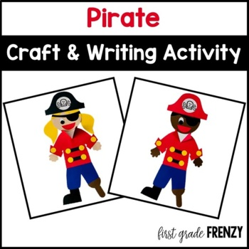 Pirate Craftivity