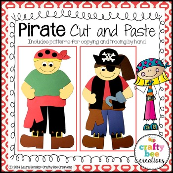 Pirate Cut and Paste