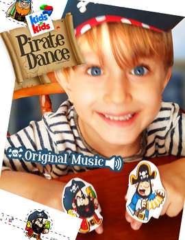 Pirate Dance, An Act-It-Out play