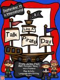 Pirate Day: 2nd-4th Math & LangArts (Perimeter, Money, Problem Solving, Writing)