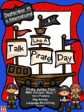 Pirate Day: 2nd-4th Math & LangArts (Perimeter, Money, Pro