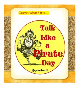 Pirate Day Math Division Hunt