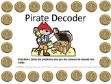 Pirate Decoder. Addition