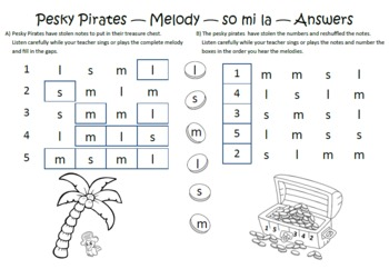 Pirate Dictation Collection