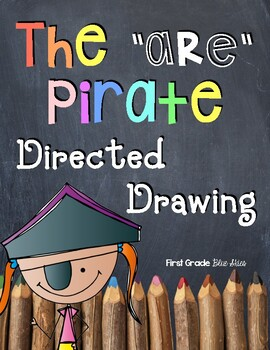 Pirate Directed Drawing