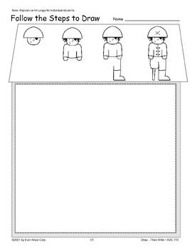 Pirate (Draw Then Write)