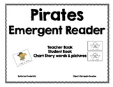 Pirate Emergent Reader