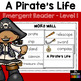 Pirate Emergent Reader