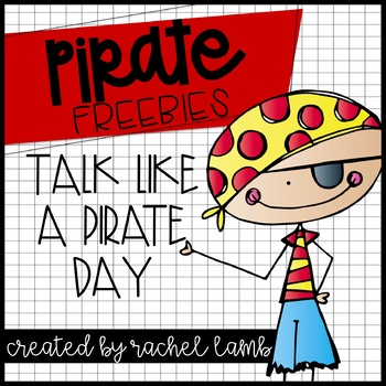 Pirate FREEBIES!