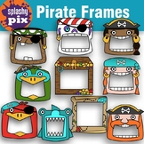 Pirate Frames Clipart