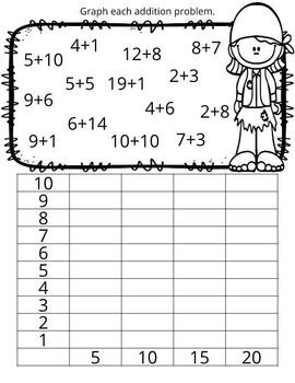 Pirate Math and Literacy Freebie