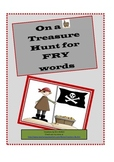Fry WORDS, PIRATES (First 100 Fry Words) Fluency