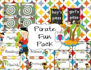 Pirate Fun Pack