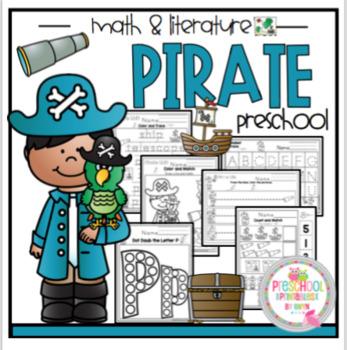 Pirate Fun Printable No Prep