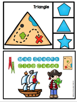 Pirate Fun With Shapes