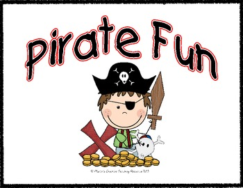 Pirate Fun {simple activities to celebrate pirates}