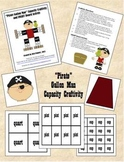"""Pirate"" Gallon Man Capacity (Measurement) Craftivity and SMART Board Activity"